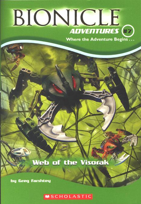 Web of the VISORAK Front