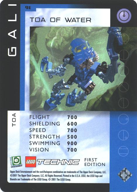 QftM Card 91 - 1st Ed.