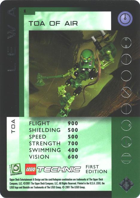 QftM Card 1 - LEWA