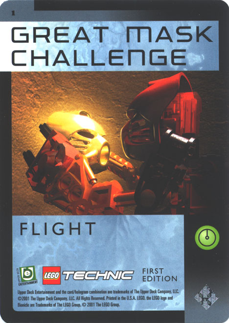 QftM Card 1 - FLIGHT
