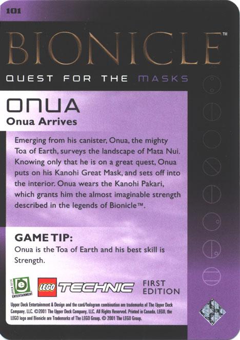 QftM Card 101