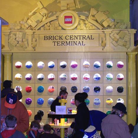 Brick Central Terminal