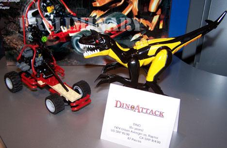 Dino Attack 7474