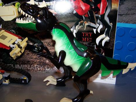 Dino Attack 7476 T-Rex