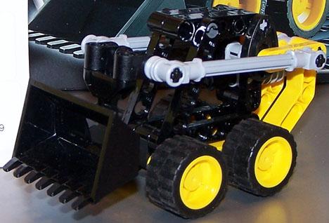 8418 Mini Loader