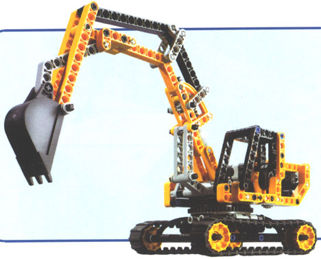 Catalog 8419 Excavator