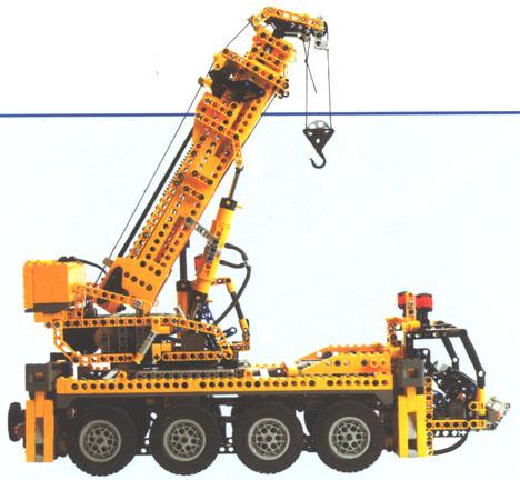 Catalog 8421 Mobile Crane