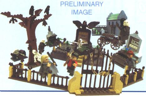 Catalog 4766 Graveyard