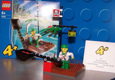 7070 Catapult Raft