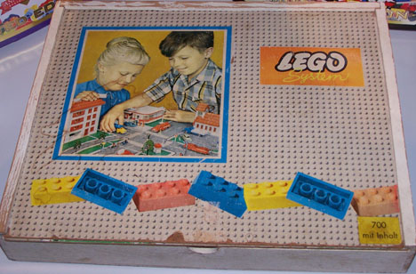 LEGO System Original Box