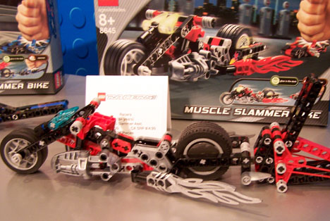 8645 MUSCLE SLAMMER BIKE