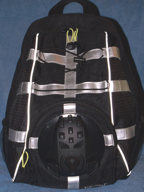 WHENUA Backpack Front