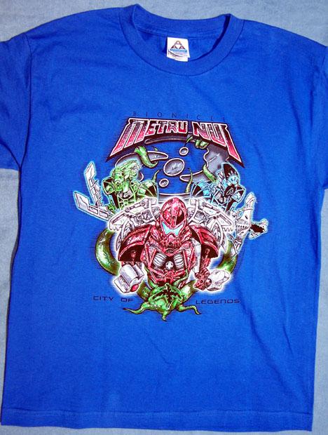 Metru Nui T-Shirt