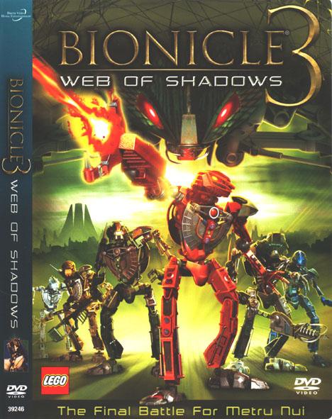 B3 DVD Cover
