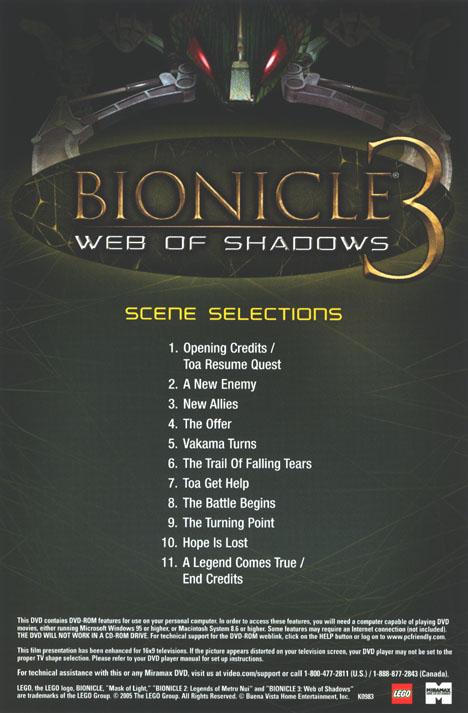 B3 DVD Scenes