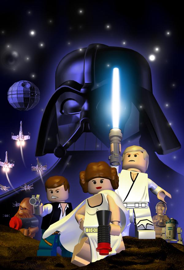 Новые Lego Star Wars