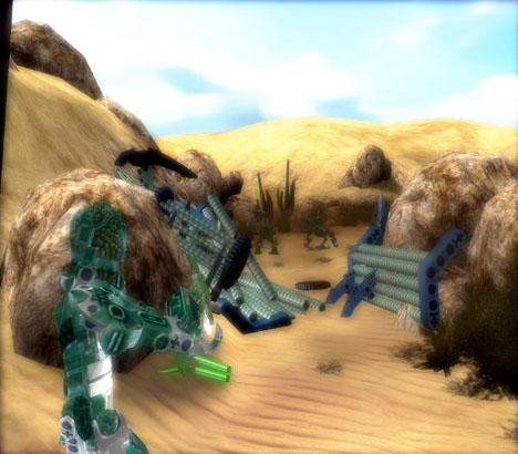 KONGU Treks the Desert