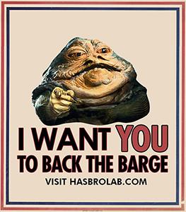 Jabba Needs You!