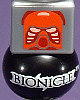 4-Sided View Of McD's Bionicle Pen Beads