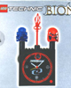 BIONICLE� CLOCK Back