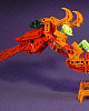 Oriental Dragon Of Fire, MOC By Purple Dave