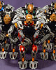 Six EXO-TOA, Uniquely Modified For Each Individual TOA By Purple Dave