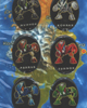 BOHROK Stickers from LEGO Imagination Station