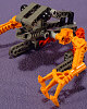 10023 BIONICLE Masterbuilder MAKIKA Cave Toad