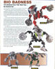 Feature article on BOHROK-KAL from ToyFare� Issue 65
