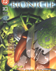 Front Cover of DC Comic BIONICLE #10: THE COMING OF THE KAL!