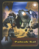 PAHRAK-KAL from BIONICLE� #10 Centerfold