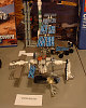 Toy Fair International Space Station With Docked NASA Space Shuttle