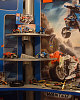 Toy Fair Racers Display