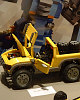 Toy Fair Yellow Truck Features