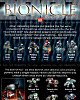 Toy Fair BIONICLE� Product Card, Winter Releases