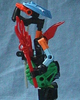 Left Side of the BOHROK VA Kabaya Kaita