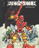2001 Poster of the BIONICLE� Comic #1 background art