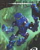 2001 Poster of GALI in the GHOST CGI style.