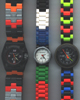 Comparison of TOA NUVA WATCH to other LEGO� watches