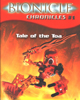 Front Cover of <I>BIONICLE� Chronicles #1: Tale of the Toa</I>