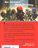 Back Cover of <I>BIONICLE� Chronicles #1: Tale of the Toa</I>