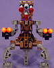 DroiToaka, BioniWars MOC By Purple Dave