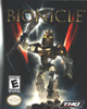 Cover from the <I>BIONICLE�</I> game for Game Boy Advance