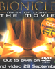 Front cover of <I>BIONICLE�: Mask Of Light</I> promo CD-ROM