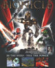 Back of DC Comics <I>BIONICLE�: Unmasked</I> Comic Promo