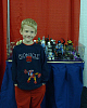 Motor City Comic-Con 10-03, BIONICLE Section