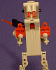 Security BatToa Droid, BioniWars MOC By Purple Dave