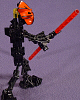 Toarth Maul, BioniWars MOC By Purple Dave