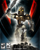 Front of <I>BIONICLE</I> PC CD-ROM Box