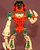 SANTAHU CLAWS, MOC By Purple Dave